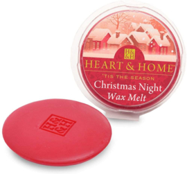 Christmas Night Heart & Home Wax Melt