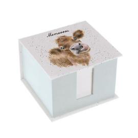Wrendale Designs Memooooo's Memo Block Cow ( Koe )