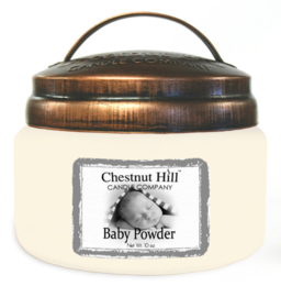 Chestnut Hill Baby Powder 2 wick Candle 284 Gr
