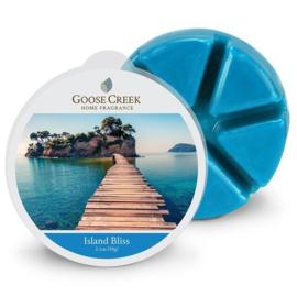 Island Bliss Goose Creek 1 Wax Melt Blokje