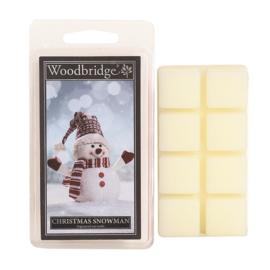 Christmas Snowman  Scented Wax Melts  Woodbridge 68 gr