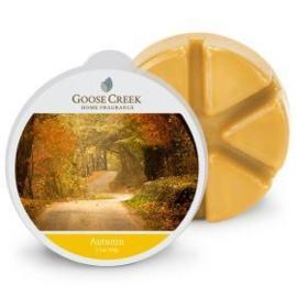 Autumn Goose Creek Candle  1 Waxmelt blokje