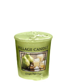 Ginger Pear Fizz Premium (61g) Votive Candle