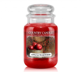 Country Candle Large Jar