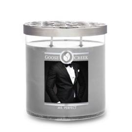 Mr Perfect Goose Creek 2 Wick Candle 453 gram
