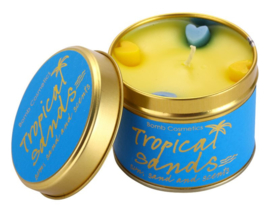BomB Cosmetics Tinned Candle Tropical Sands