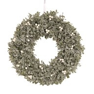 Krans Berry wreath green 50cm