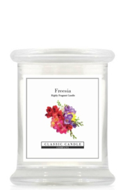 Freesia Classic Candle Midi Jar