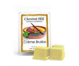 Chestnut Hill Candles Soja Wax Melt  Creme Brulee