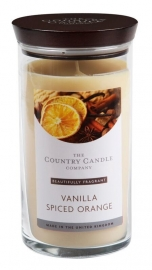 Vanilla Spiced Orange  Medium London jar