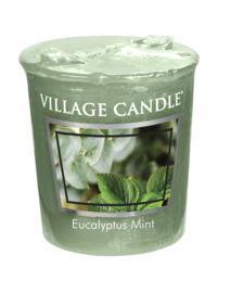 Eucalyptus Mint  Village Candle  Premium (61g) Votive