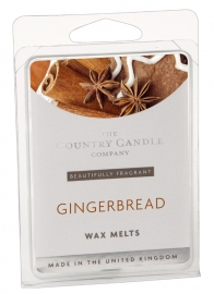 Gingerbread The Country Candle Company Waxmelt