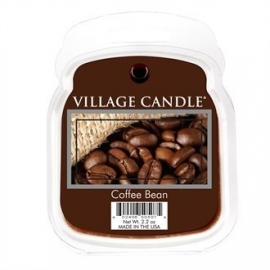 Coffee Bean  Village Candle  1Wax Meltblokje