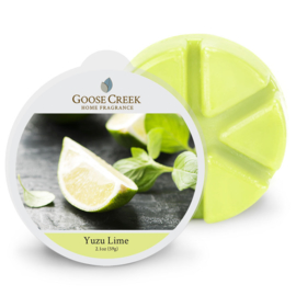 Yuzu Lime Goose Creek Waxmelt