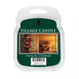 Home for Christmas  Village Candle 1 Wax Meltblokje