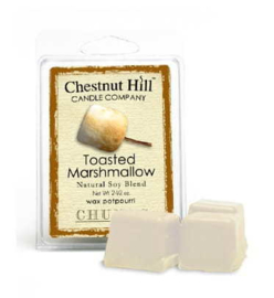 Chestnut Hill Candles Soja Wax Melt Toasted Marshmallow