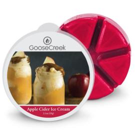 Apple Cider Ice Cream Goose Creek Candle®   Waxmelt