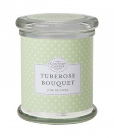 Tuburose Bouquet Medium  The Country Candle Company Geurkaars
