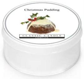 Christmas Pudding  Classic Candle  MiniLight