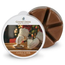 Cookies & Milk  Goose Creek 1 Waxmelt blokje