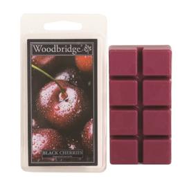 Black Cherries Scented Wax Melts  Woodbridge 68 gr