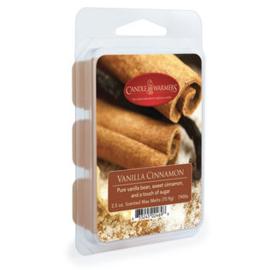 Candlewarmers Vanilla Cinnamon Waxmelt