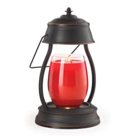 Candle Warmers Hurricane  Lantaarn 25 watt Zwart