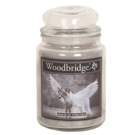 Magical Unicorn  Woodbridge Apothecary Scented Jar  130 geururen