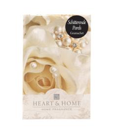 Schitterende Parels Heart & Home Geurzakje