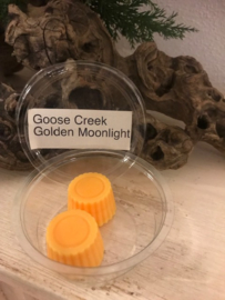 Golden Moonlight  Goose Creek Candle  2  Wax Melt blokjes