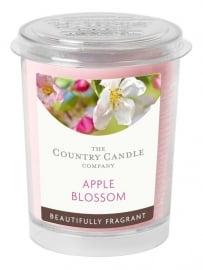 Apple Blossom Country Candle  votive geurkaarsje