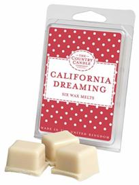 California Dreaming  Polka Dots Wax Melt