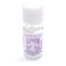 Witte Musk  Flesje Geurolie 10 ml