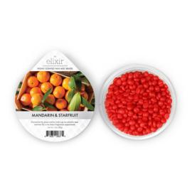 Mandarin & Starfruit Goose Creek Elixer Wax  Melt Cup