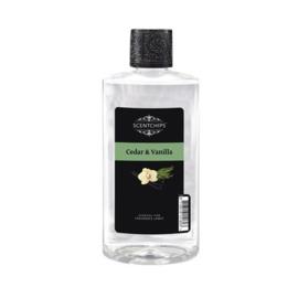 Cedar & Vanilla Scentchips  Scentoil 475 ml