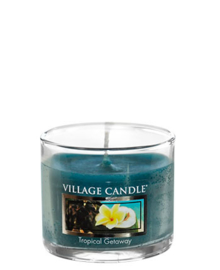 Village Candle Tropical Getaway Mini Glass Votive