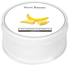 Sweet Banana  Classic Candle MiniLight