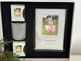 Luxe kadobox Tickled Pink Bridgewater Candle Company