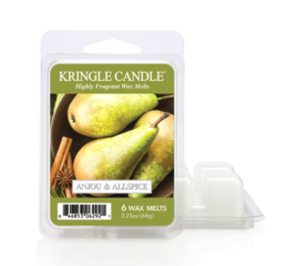 Anjou & Allspice  Kringle Candle Wax Melt