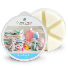 Baby Powder Goose Creek Wax Melt 80-90-Branduren