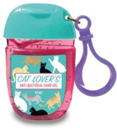 Handgel (anti-bacterieel) - Cat's 40 ml