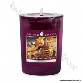 Caramel Applewood Goose Creek Candle Votive Geurkaars