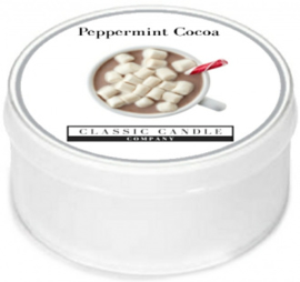 Peppermint Cocoa  Classic Candle MiniLight