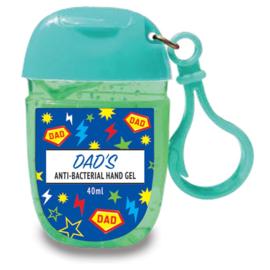 Handgel (anti-bacterieel) - Dad's 40 ml
