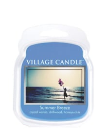 Summer Breeze Village Candle  1Wax Meltblokje