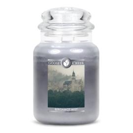 Bergamot Mist Goose Creek Candle Large 150 Branduren