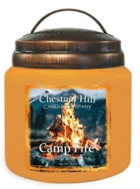 Chestnut Hill  Campfire  2 wick Candle 450 Gr