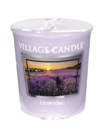 Lavender Village Candle Premium (61g) Votive