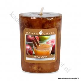 Apple Cider Goose Creek Candle Votive Geurkaars