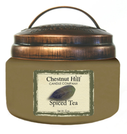 Chestnut Hill Spiced Tea  2 wick Candle 284 Gr